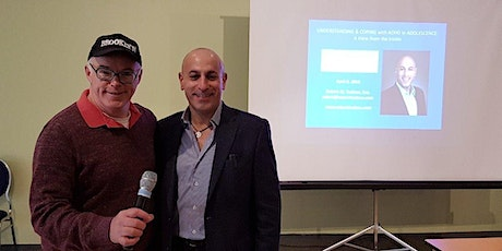 Robert Tudisco: Expert Speaker Series for Adults with ADHD tickets