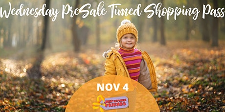 Wednesday PreSale Shopping Ticket- JBF Pittsburgh East Fall 2020 tickets