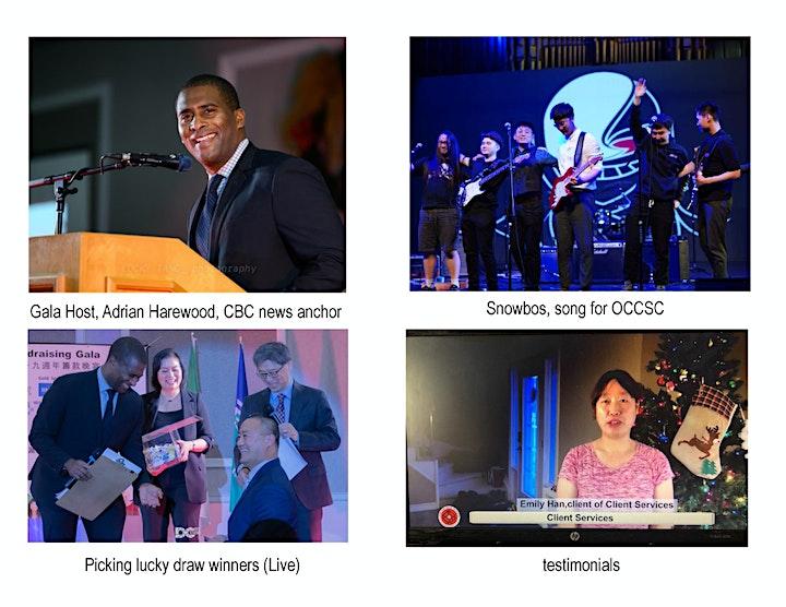 OCCSC's 45th Anniversary Virtual Fundraising Gala image