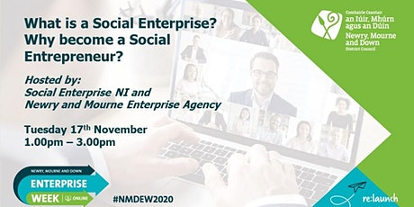 What is a Social Enterprise? Why become a Social Entrepreneur tickets