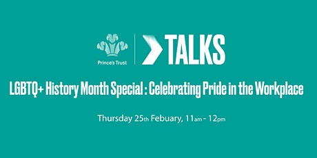 Trust Talks : Diversity & Inclusion - LGBTQ+ Community tickets