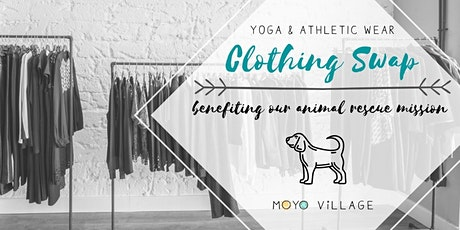 Yoga Clothing Swap tickets