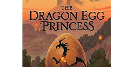 Young Critics Book Discussion–Gr. 4-6: The Dragon Egg Princess by Ellen Oh