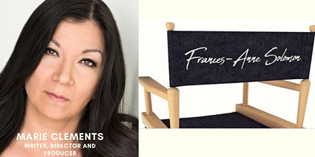 In The Director's Chair with Frances-Anne Solomon Webinar tickets