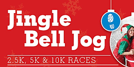 Jingle Bell Jog 2020 (Virtual) tickets