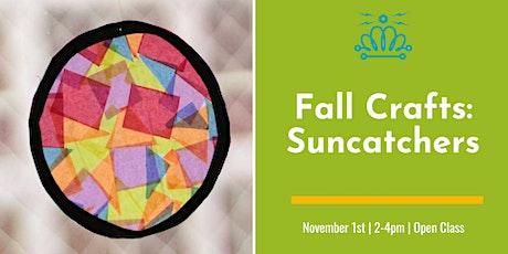 Fall Crafts: Suncatchers tickets
