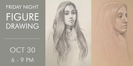 Friday Night Figure Drawing tickets