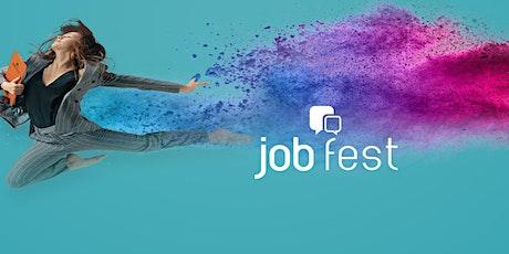 Jobfest - Kinépolis Lomme 2021 tickets