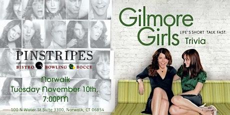 Gilmore Girls Trivia at Pinstripes Norwalk tickets