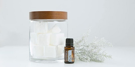 Learn how to make your own cleaning products using dōTERRA essential oils tickets