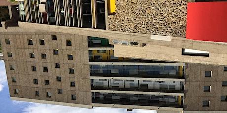 Parcours Le Corbusier dans le sud-est parisien billets