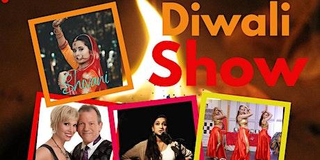 """Online Diwali Showcase """"Lights in the Dark"""" tickets"""
