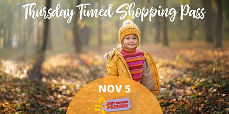 Friday Shopping Pass - JBF Pittsburgh East Fall 2020 tickets