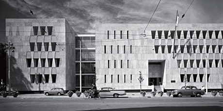 Guided tour: former American embassy in The Hague tickets