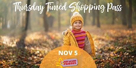Thursday Shopping Pass - JBF Pittsburgh East Fall 2020 tickets