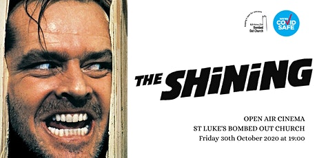 Bombed Out Church Open Air Cinema - The Shining tickets