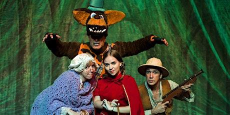 Desconto: Chapeuzinho Vermelho e o Lobo, no Teatro Bibi Ferreira ingressos