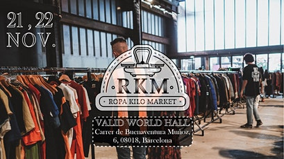 ROPA KILO MARKET - Barcelona entradas