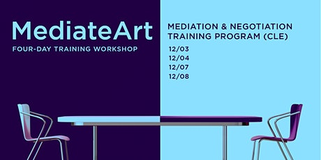 MediateArt: Mediation & Negotiation Training Program (CLE) tickets