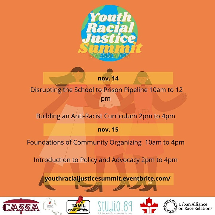 Youth Racial Justice Summit on Education image