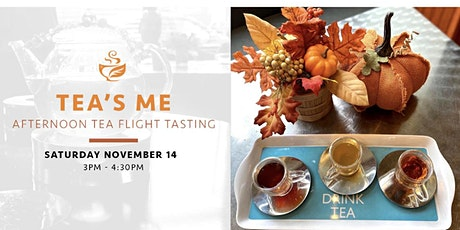 Virtual Afternoon Tea Flight Tasting tickets