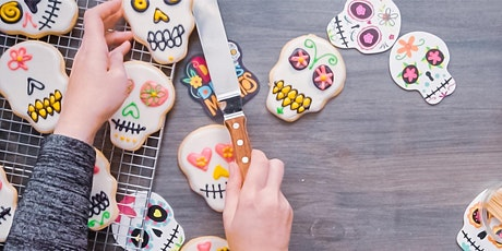Make & Take:  Decorate Sugar Cookies for Day of the Dead