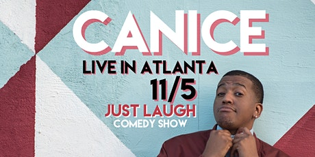 Just Laugh comedy show with Canice tickets