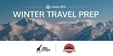 Winter Travel Prep | Salt Lake City tickets