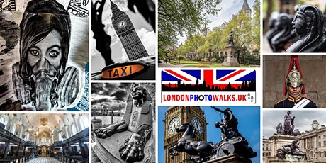 The North 'n' South London Photo Walk tickets