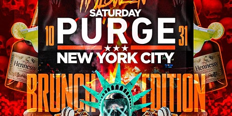 "SWAGGA_L PRESENT ""PURGE"" HALLOWEEN PARTY AT 5th & MAD tickets"