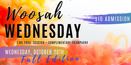 Woosah Wednesday Presents: Trap Yoga tickets