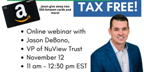 The benefits of adding real estate to your retirement portfolio – TAX FREE! tickets