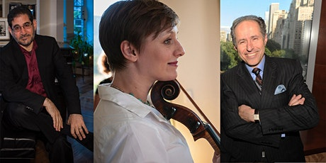 The Graduate Center Presents UNDERSCORED:  Musto Cello Sonata tickets