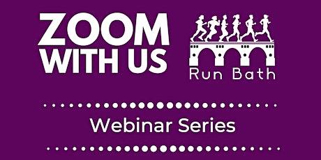Run Bath Webinar : Nutrition for Runners tickets