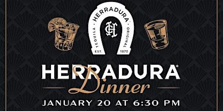 Herradura Tequila Tasting and Pairing Dinner at Heaton's Vero Beach! tickets