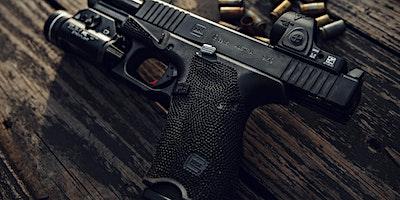 Handgun Combatives: Use of MRDS workshop