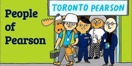 Pearson Airport Explorer Camp- People of Pearson tickets
