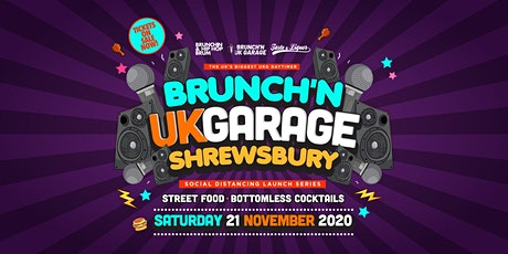 Brunchin UKG Shrewsbury Launch