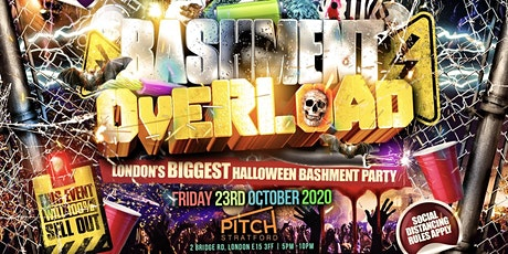 BASHMENT OVERLOAD - Music x Games x Vibes tickets