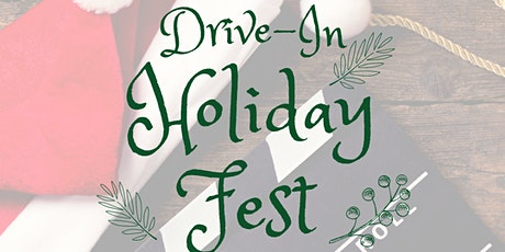 Drive-In Holiday Fest tickets