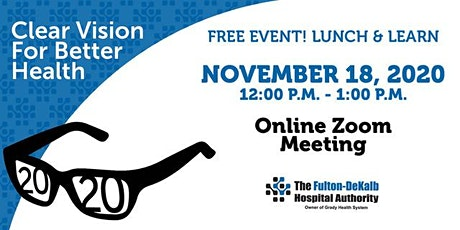 The FDHA Lunch and Learn - Diabetes Prevention tickets
