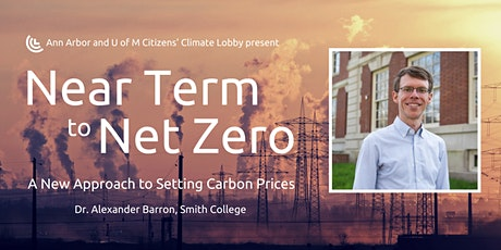 Near Term to Net Zero: A New Approach to Setting Carbon Prices tickets