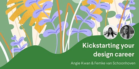 Kickstarting your Design Career: How to prepare for your first design job tickets