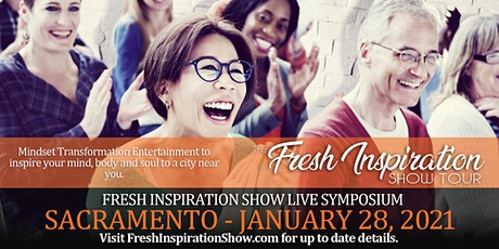Fresh Inspiration Show Tour Gala - Sacramento, CA - 1/28/21 tickets