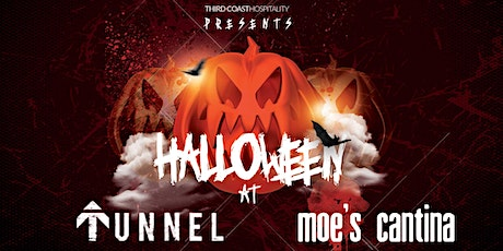 River North Halloween DAY Party:  At Tunnel & Moe's Cantina tickets