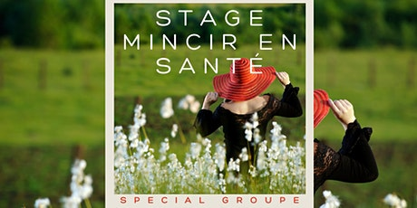 STAGE MINCIR EN SANTE à Cannes tickets