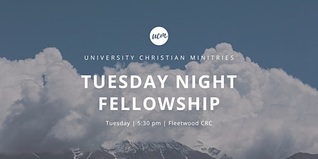 Tuesday Night Fellowship tickets