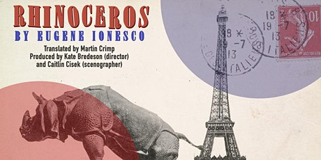 """""""Rhinoceros"""" Events with Reed Theatre tickets"""