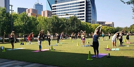 Yoga with Dallas Yoga Center tickets