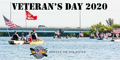Heroes On  the Water (HOW) - Space Coast Chapter 2020 Veterans Day Float tickets